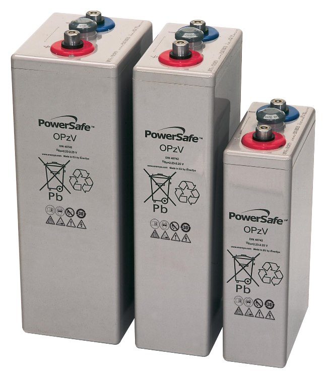 АКБ PowerSafe 24 OPzV 3000